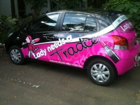 Check out the new Lady Needs a Tradie mobile!